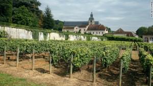 Abadía Hautvillers