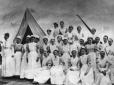 Enfermeras norteamericanas