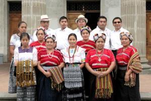 Mayas ahora