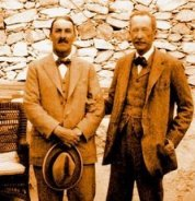 Lord Carnarvon y Howard Carter4