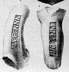 Marcas romanas