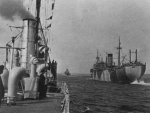 Penquin, uno de los buques fantasma
