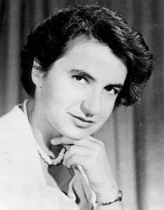 Rosalind E. Franklin.