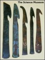 Instrumentos de embalsamado
