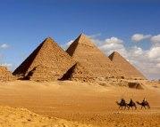 Pirámides de Giza