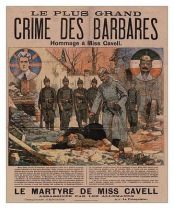 WWI French Poster
