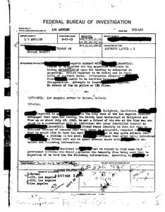 Carta de informante