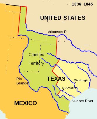De cómo Estados Unidos robó a México más de la mitad de su ...