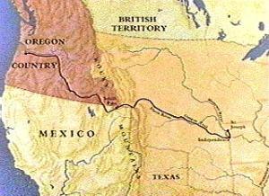 El Camino de Oregón.