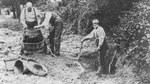 Excavaciones en Piltdown