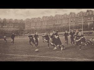 Orígenes del fútbol