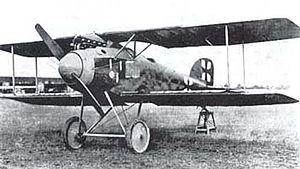 Albatros D.II