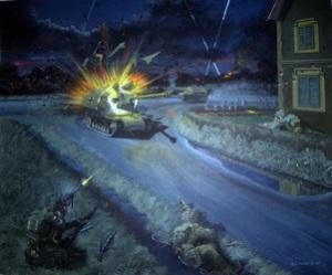 Ataque del tanque