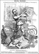 Berrinche Wilhelm II