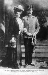 Francisco Fernando y Sofía
