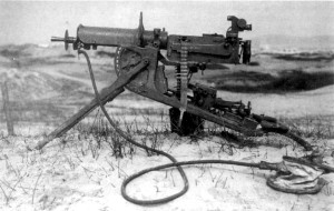 Ametralladoras Alemanas