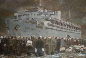 Polizontes en la tragedia del Wilhelm Gustloff