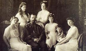 La última foto de los Romanov.