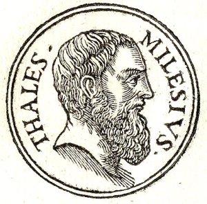 Tales de Mileto y cómo hacerse rico