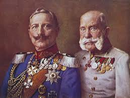 Wilhelm y Francis Joseph.