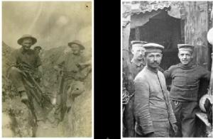 Colegas en la trinchera (Smallcombe y Kleinfeldt).