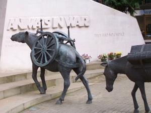 Monumento a los Animales de la Guerra