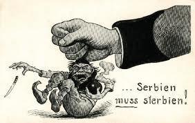 Serbia debe morir.
