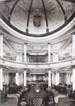 Interior del Lusitania