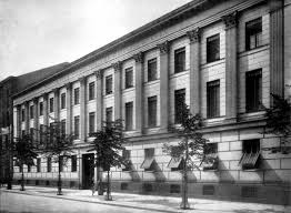 La Kriegsakademie Berlin (Colegio Militar).