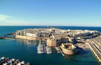 La fortaleza de Gallipoli en la actualidad.