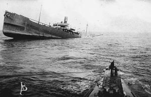 tramp-sinking