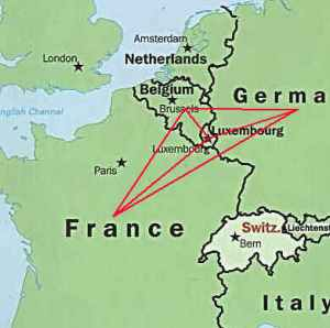 Triángulo Benelux