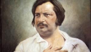 Honore de Balzac, prolífico autor francés que se dice llegaba a beberse hasta 40 tazas de café en un día.