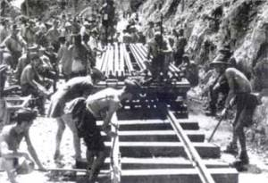 laying_sections_of_track_on