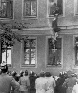 Escape to West Berlin, August 1961