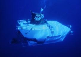 Mini-submarino Alvin