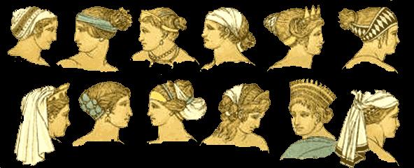 de cómo las mujeres romanas se ponían guapas. - ciencia histórica