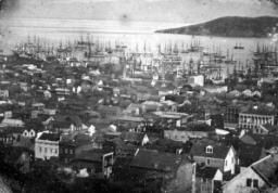 San Francisco en 1850