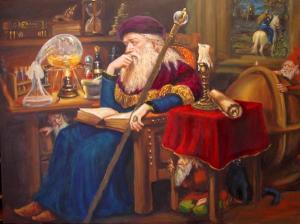 Alchemist Marcel Lorange