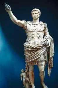 Caesar Augustus, emperador romano