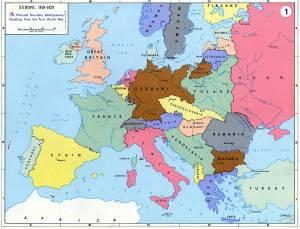 europe1919-1929