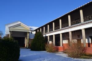La Villa Romana (CUT).