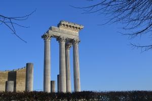 El Templo del Puerto.