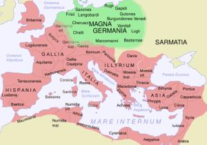 Imperium Romanum Germania