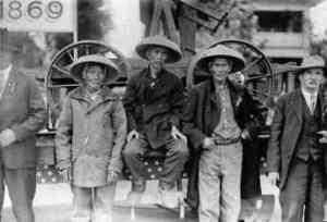 Inmigramtes chinos