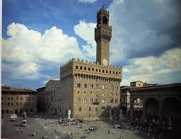 Palazzo della Signora, actualmente el Palazzo Vecchio.