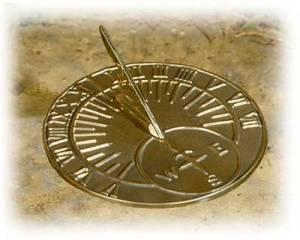 Reloj de Sol romano,
