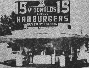 McDonalds original