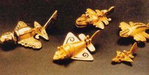 Piezas incas