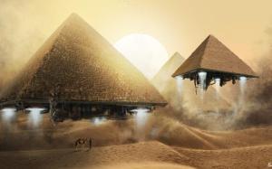 Pirámides espaciales